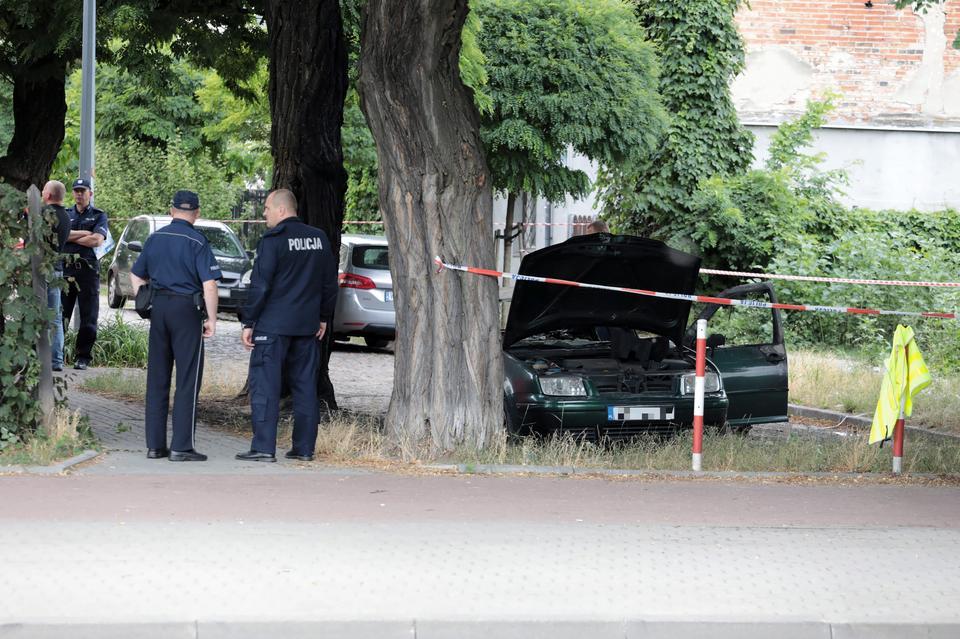 Warszawa: strzelanina na Bródnie  Zarzuty dla 64-latka