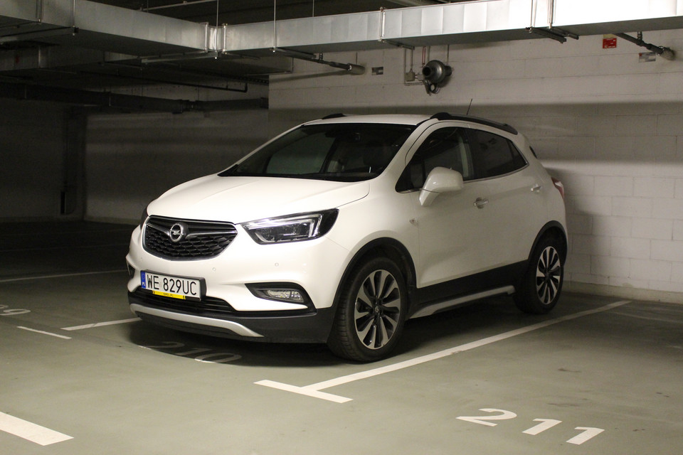 Opel Mokka X 1.4 Turbo A6 Ultimate