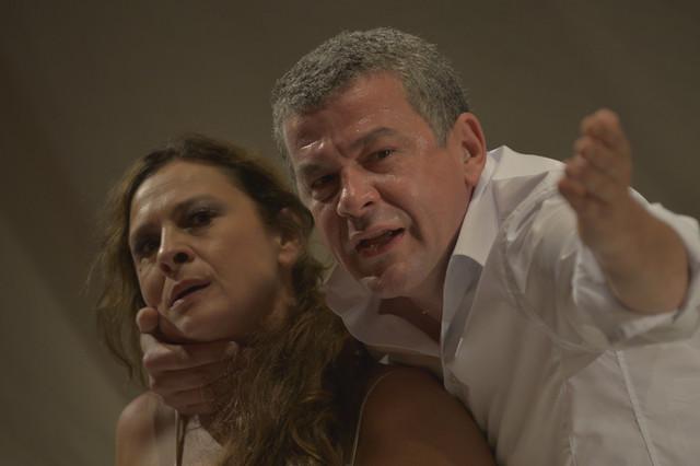 Hamlet - Jasna Đuričić i Nebojša Glogovac