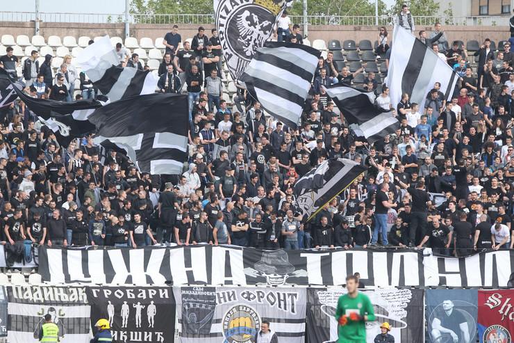 FK Partizan, FK Napredak