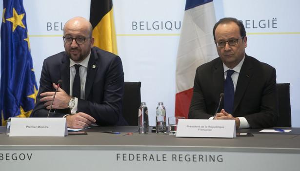 Prezydent Francji na wspólnej z premierem Belgii Charlesem Michelem konferencji prasowej powiedział, że jego kraj zażąda jak najszybszej ekstradycji Abdeslama, by był sądzony w kraju, gdzie przeprowadził zamachy