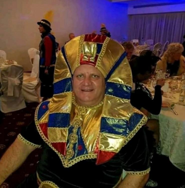 faraon Goran Cvetanovic foto Twitter