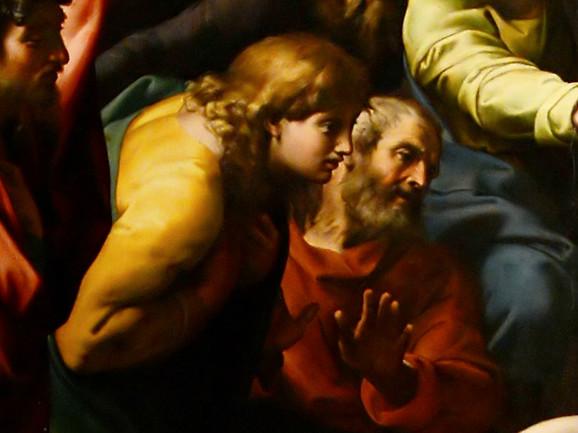 Dva apostola na slici