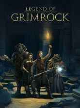 Okładka: Legend of Grimrock