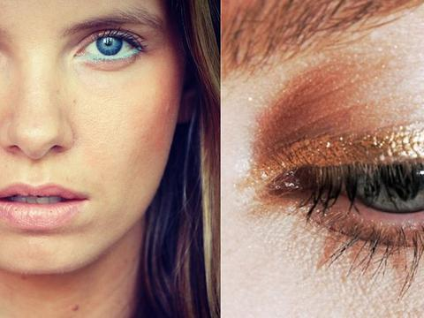 Kolorowy Eyeliner Jak Dobrać Kolor Do Tęczówki