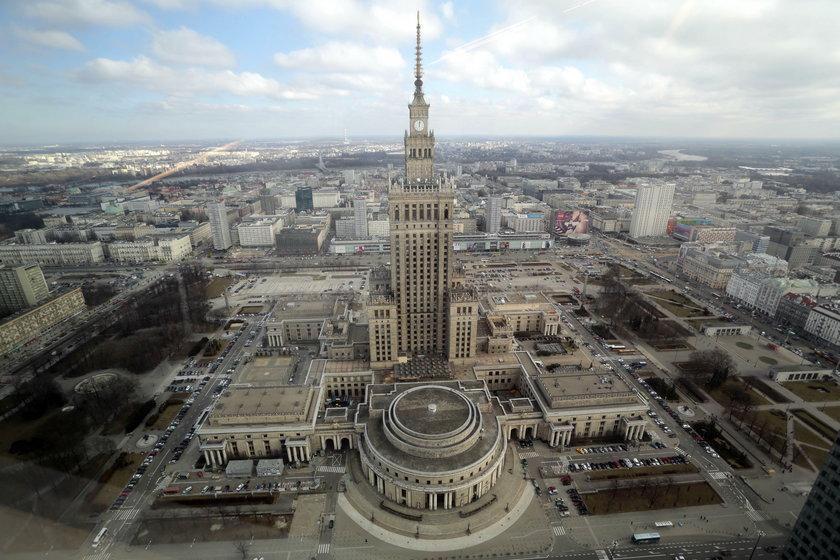 Macierewicz szokuje. Zobacz czego chce zamiast Pałacu Kultury!