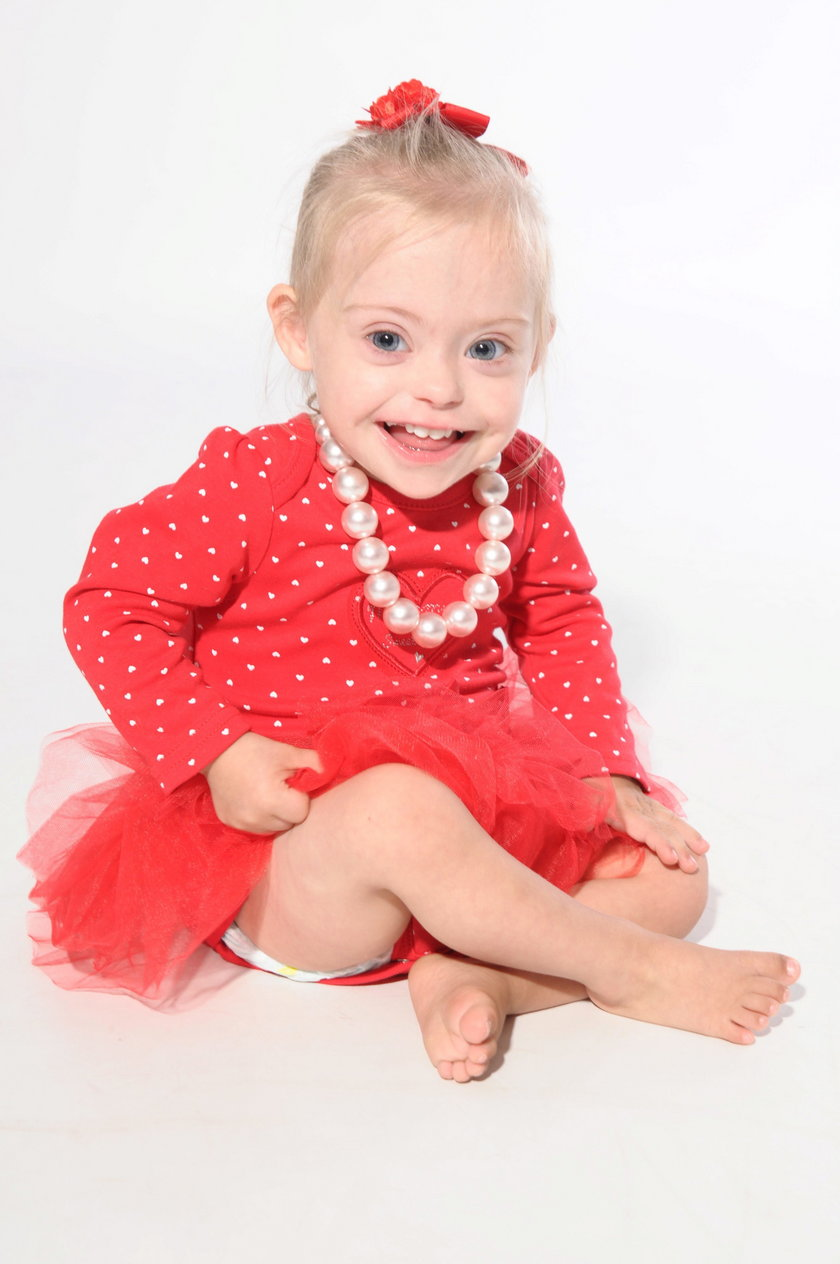 23-miesięczna Connie-Rose Seabourne