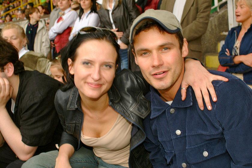 Jan Wieczorkowski i Patrycja Markowska