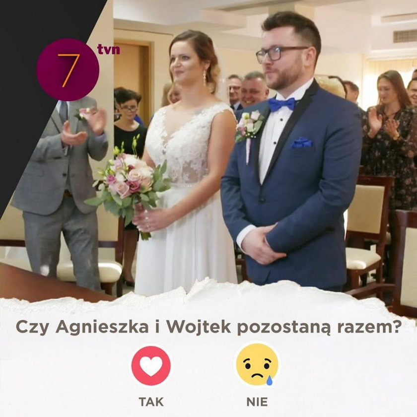 """Finał """"Ślubu od pierwszego wejrzenia"""""""