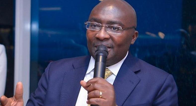 Vice President, Dr Mahamadu Bawumia