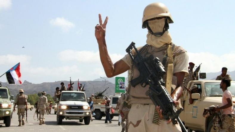 IS and Al-Qaeda have carried out a spate of attacks in Aden, headquarters of Yemen's internationally recognised government since allied fighters retook the port city from the rebels last year