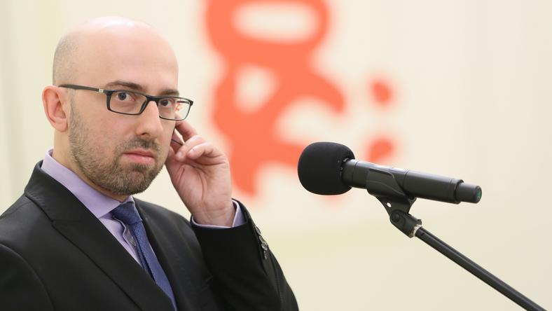 Rzecznik prezydenta Andrzeja Dudy, Krzysztof Łapiński