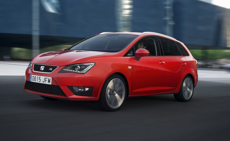 Seat Ibiza (face lifting 2015)