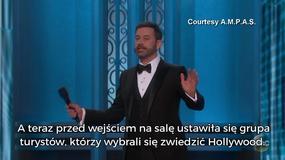 Oscary 2017: turyści na gali