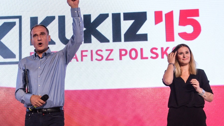 W miniony weekend Pola towarzyszyła tacie na Konwencji Strategicznej KWW KUKIZ'15...