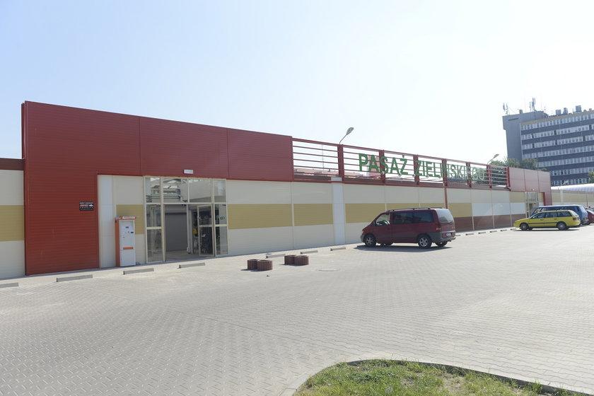 Pasaż Zielińskiego przy ul. Swobodnej