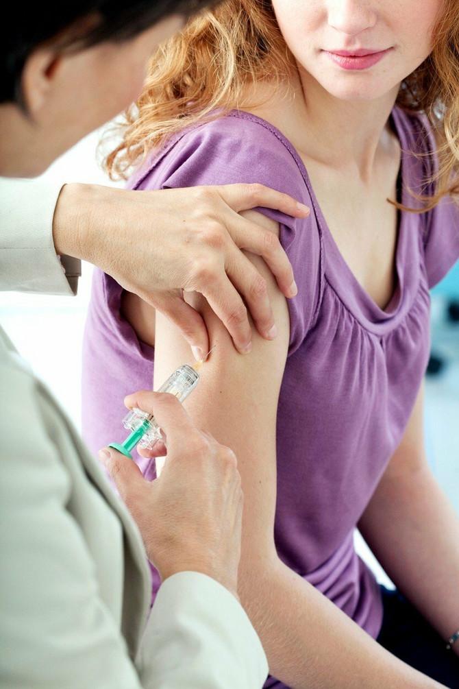 Vakcina se najčećše prima u 12.godini
