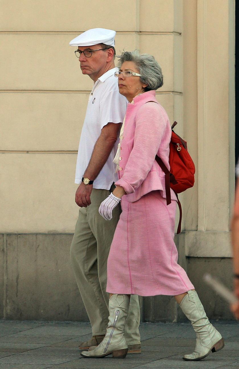Nelly Rokita, eks-posłanka PiS i żona Jana Marii Rokity, eks-lidera PO