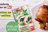 Poklon kuvar - Najbrža jela s piletinom