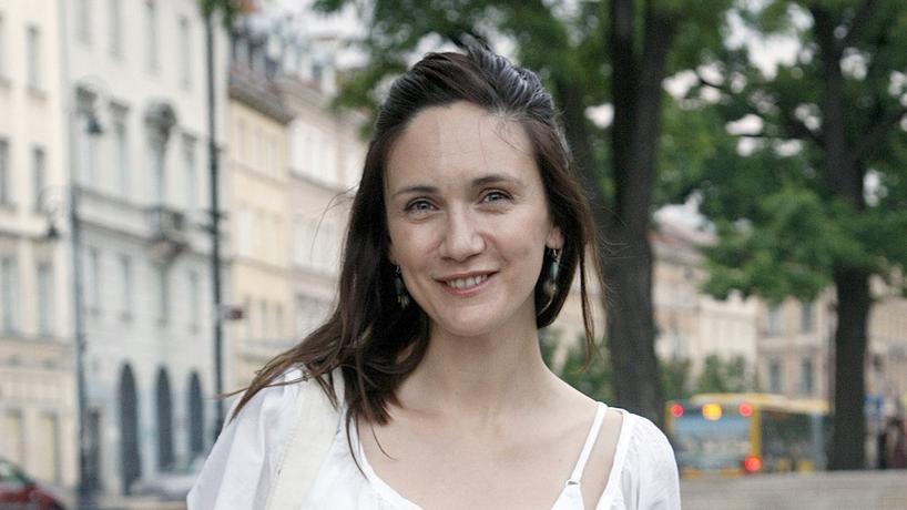Ilona Ostrowska urodziła? - Plejada.pl