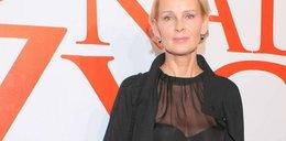 Dekolt 55-letniej polskiej aktorki