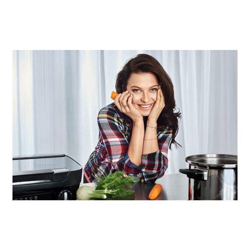 Anna Lewandowska już wróciła do pracy po urodzeniu Klary