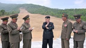 Korea Północna buduje wielką stację narciarską