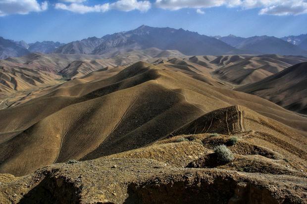 Afgański krajobraz