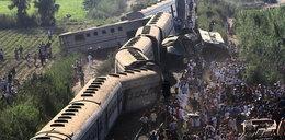 Czołowe zderzenie pociągów. Ponad 36 osób nie żyje, setki rannych