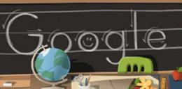 Google dziś zmieniło się dla...