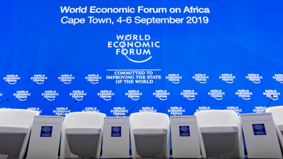 The 2019 World Economic Forum on Africa is the most important in recent memory