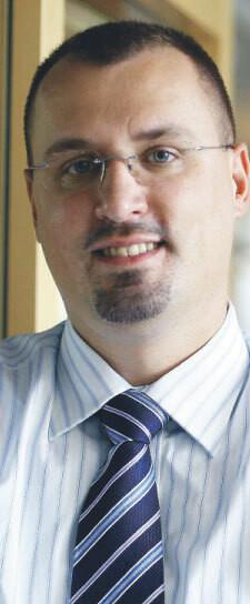Krzysztof Kowalski, dyrektor departamentu alternatywnych kanałów dystrybucji w Getin Bank