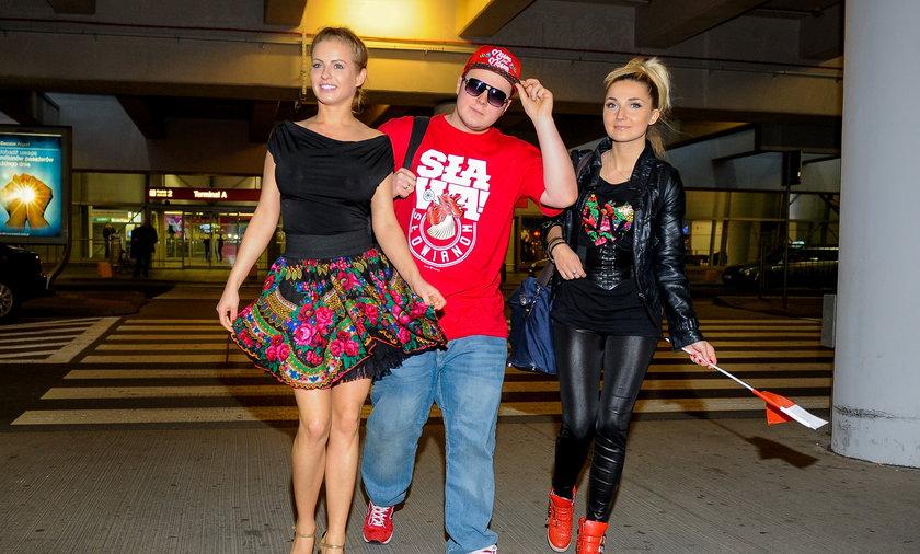 Donatan i Cleo wrócili z eurowizji