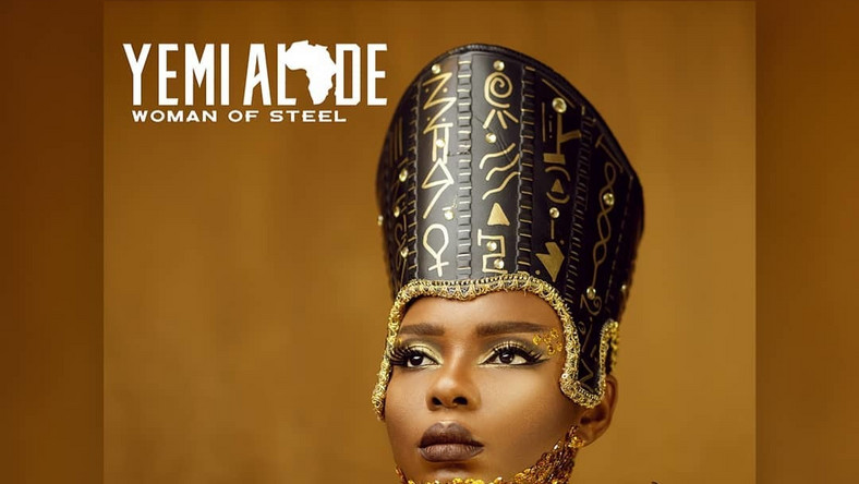 Album Review: 'Woman of Steel' by Yemi Alade. (Instagram/YemiAlade)