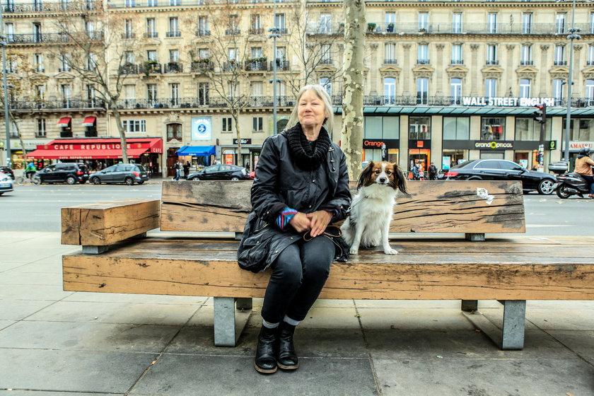 Margarett, 60 lat, Szwedka