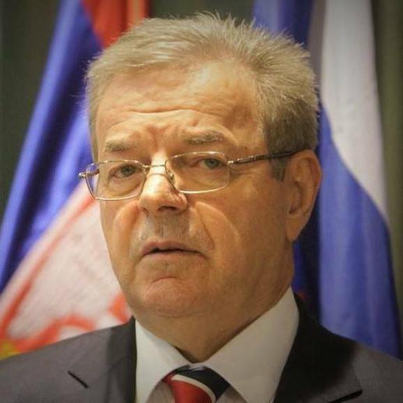 Dragomir J Karic