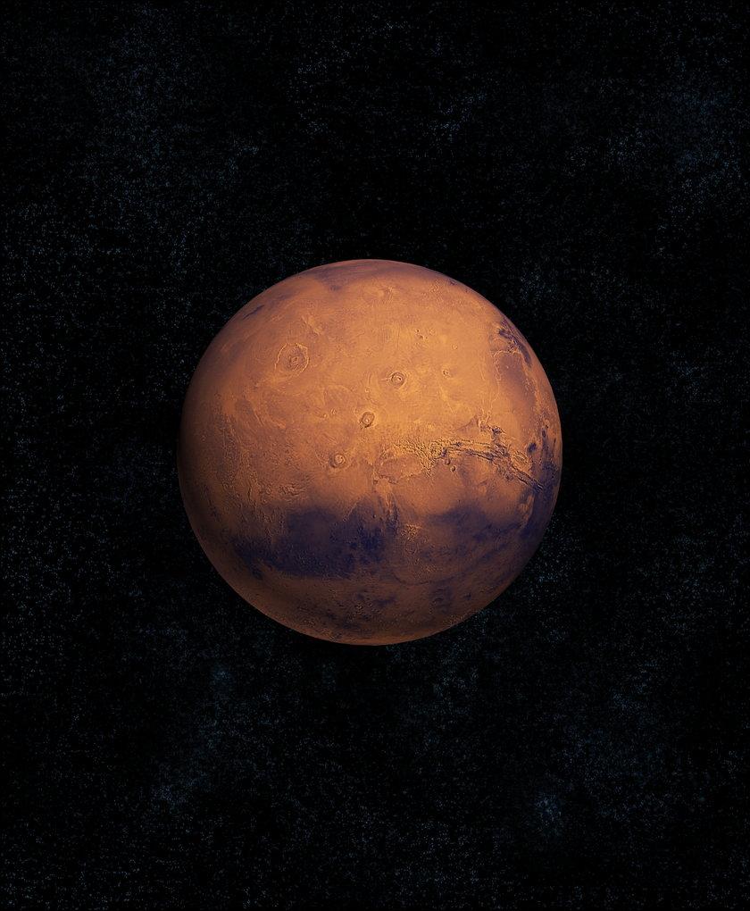 Jest życie na Marsie