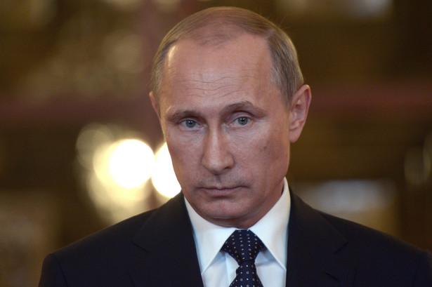Władimir Putin EPA/ALEXEY NIKOLSKY / RIA NOVOSTI