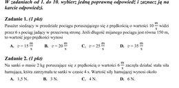 Matura z fizyki i astronomii 2014. Mamy pytania i odpowiedzi!