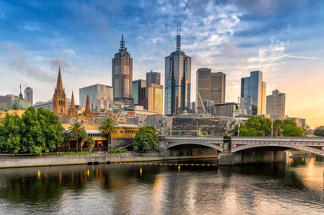 Melburn, Australija