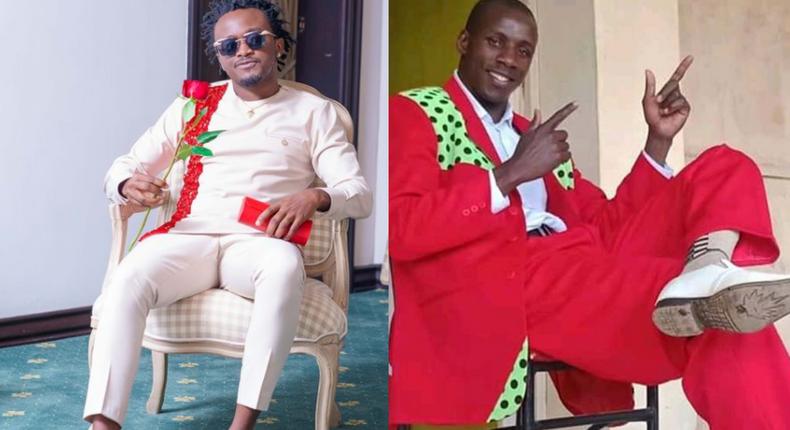 Bahati and Embarambamba