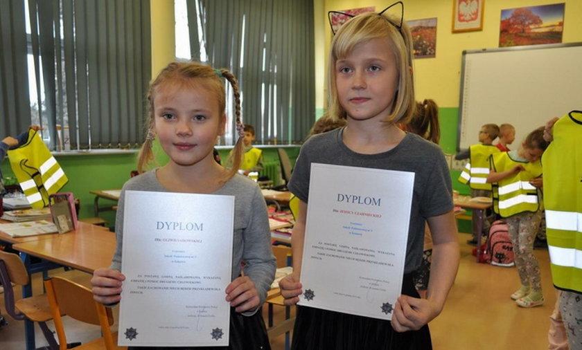 Jessica i Oliwia