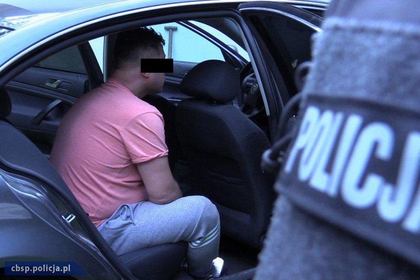 39-letni Jacek F. porwał trójmiejskiego adwokata