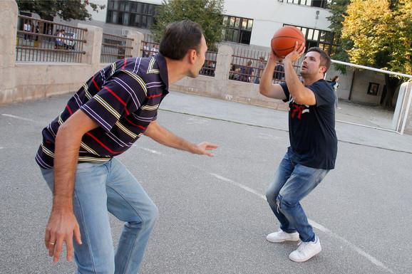 Nenad Kostić i Edin Avdić
