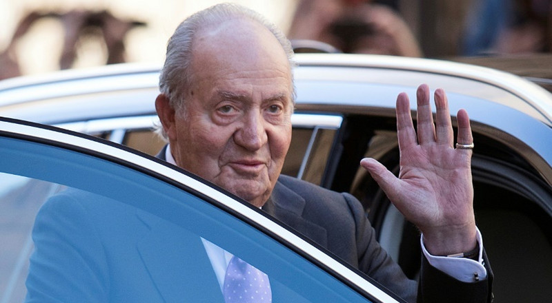 Spain's ex-king Juan Carlos heads for exile under corruption cloud