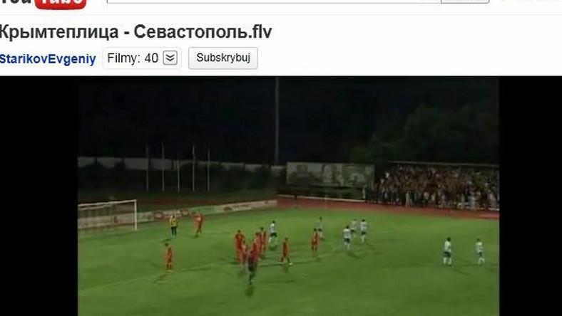 Mariusz Lewandowski strzelił cudownego gola