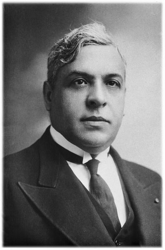 Aristideš de Souza Mendeš, 1940.
