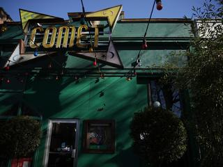 Comet Ping Pong Pizzeria In DC At Center Of Internet Fake News Conspiracy Theory