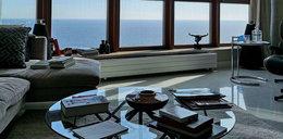 W takich luksusach żyje Wojewódzki. To jego apartament w Gdyni