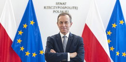 Marszałek Grodzki wygłosi dzisiaj orędzie w TVP